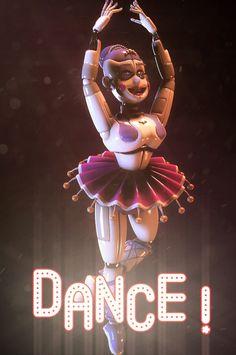 Ballora Poster ''Dance !'' by MrKodden-Cayden on DeviantArt