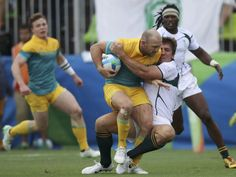 Australia rugby sevens captain 'punched by Briton' Latest News
