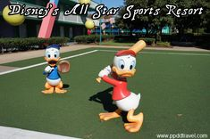 Everything you need to know about Disney's All Star Sports Resort, including a room tour!