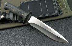 Handmade M2 Tactical Hunting Knife