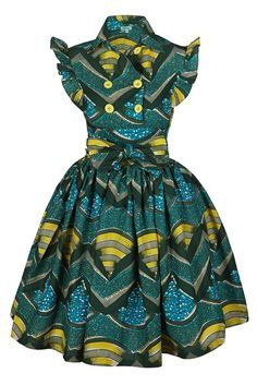 Love the color African Inspired Fashion, African Print Fashion, Africa Fashion, Fashion Prints, Fashion Styles, African Print Dresses, African Fashion Dresses, African Dress, Nigerian Fashion