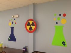 Agency D3 VBS at South Haven - preschool crafts - The Lab!