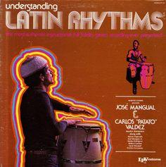 Jose Mangual & Carlos ''Patato'' Valdez: Understanding Latin Rhythms Vol 1