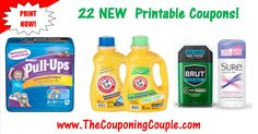 ***22 NEW PRINTABLE COUPONS JUST RELEASED ~ PRINT NOW*** Click the Picture below to get MOBILE FRIENDLY DIRECT LINKS to ALL 22 Coupons ► http://www.thecouponingcouple.com/22-new-printable-coupons-print-now/  Use the SHARE button below the Picture to SHARE this Deal with your Family and Friends!  #Coupons #Couponing #CouponCommunity  Visit us at http://www.thecouponingcouple.com for more great posts!