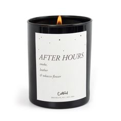 After Hours Candle - Home & Gifts - Catbird