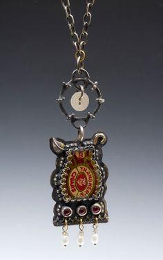 Kristin Diener - Cigar Band Necklace