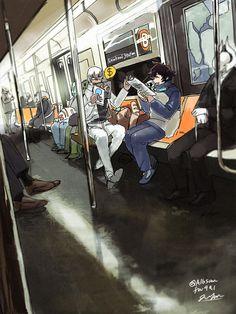 「血界戦線ログ」/「ロルベイ:通販開始」の漫画 [pixiv]