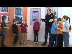 MAMBO DŽAMBO (vymysli pohyb do rytmu) Rhythm Games, Team Building Activities, Music For Kids, Music Classroom, Teaching Music, Music Education, Preschool, Tv, Youtube