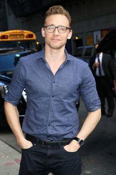 Mr.Hiddleston
