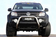 VW Amarok Off-Roader. Well, hello!!! I didn't know you existed!! Fun!!!