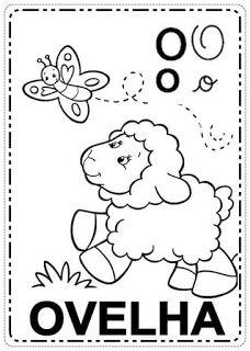 Blog Educacao E Transformacao Alfabeto Para Colorir Alfabeto