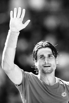 2014 Australian Open; Quarterfinals - David Ferrer (ESP) vs. Tomas Berdych (CZE)