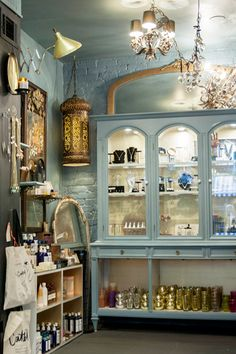 Style Blogger Grace Atwood's Top 5 NYC Boutiques  #refinery29