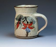 Colin Kellam Signed Studio Pottery Stonware Mug With by MugsMostly