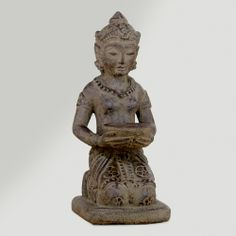 Stone Praying Lady | World Market