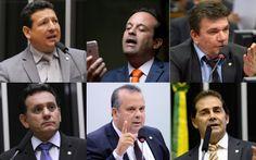 RN POLITICA EM DIA: TREZE DEPUTADOS ACUMULAM 100 ACUSAÇÕES CRIMINAIS.