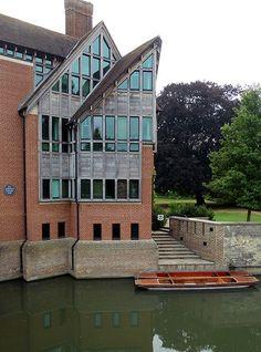 Jerwood Library - Trinity Hall