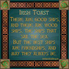 Irish Wedding Toast Quotes. QuotesGram                                                                                                                                                                                 More
