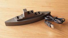 USB battle ship