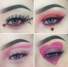 Valentine's make-up