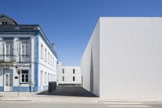 Meeting Centre in Grândola | Aires Mateus; Photo: Nelson Garrido | Archinect
