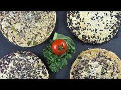 Pan que no engorda en 5 minutos Good Healthy Recipes, Keto Recipes, Wheat Free Bread, Pan Bread, Sin Gluten, Healthy Nutrition, Clean Eating, Food And Drink, Cooking