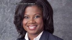 Former Chicago State University administrator LaShondra Peebles (Chicago State University)