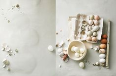 D I E T L I N D W O L F: hardboiled eggs