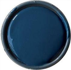 Farrow & Ball Hague Blue No. 30 Paint. Geïnspireerd op de kleur van Hollandse huizen buiten