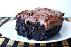 Chocolate Cake Recipe | It's true... This is one of the best chocolate cakes we have ever made! Simple and straightforward, this is one of those recipes that everyone will love.