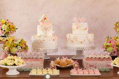Bella Fiore Decoração de Eventos: Festa para Meninas - Tema Jardim das…