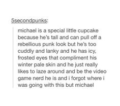 Michael Clifford everybody