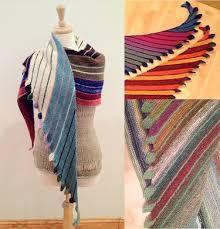 Resultado de imagen de leftie shawl