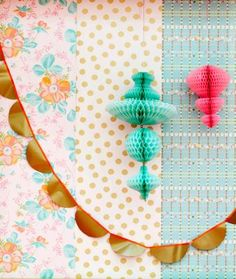 Happy Walls #RICE -Eijffinger vrolijke bloemen, dots en nog veel meer.