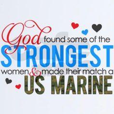 marine girlfriends
