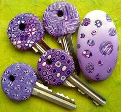 Purple Bling key ideas