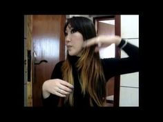 Tutorial de cabelo : Como Fazer Mechas Californianas - participação Especial : Sandra Harumi