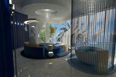 "Futuristic Luxury Villa ""Aura"""