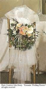 Tulle Decorations - Wedding Decorating