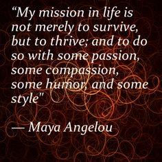 A quotation by Maya Angelou | from Let's Talk About Work