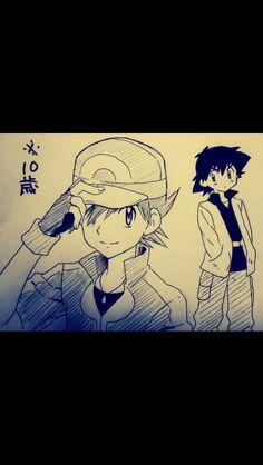 Pokemon Ships, Cute Pokemon, Pokemon Ash Ketchum, Star Wars Origami, Green Pokemon, Pokemon Sketch, Pokemon Couples, Cool Pictures, Cool Art