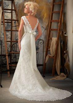 Mori Lee Bridal 1901 Mori Lee Bridal by Madeline Gardner Shopusabridal.com by Bridal Warehouse - $900