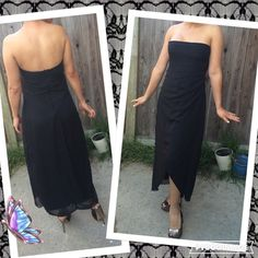 Maxi dress Go on girl throw on your favorite gold accent jewelry with bangles and open toe heels for a chic casual to evening look! Dresses