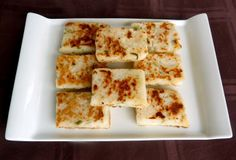 Vanilla & Spice: Daikon Radish Cakes