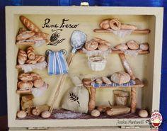 Italian Bread Shop - Roombox Miniature