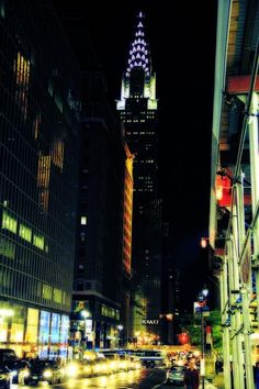 Photo For Office Lights Of New York City