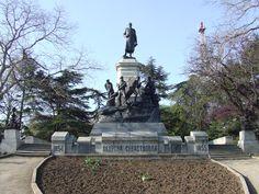 The monument of Sevastpol's defensors.