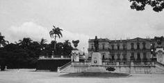 O Rio de Janeiro de Antigamente: QUINTA DA BOA VISTA