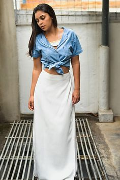 Colar Meia Bolua | Modelo: Ana Carolina Monteiro | Fotografia: Victor Tadeu | Styling: Larissa Ohana