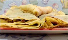 Cocina con albamar: CREPES DULCES